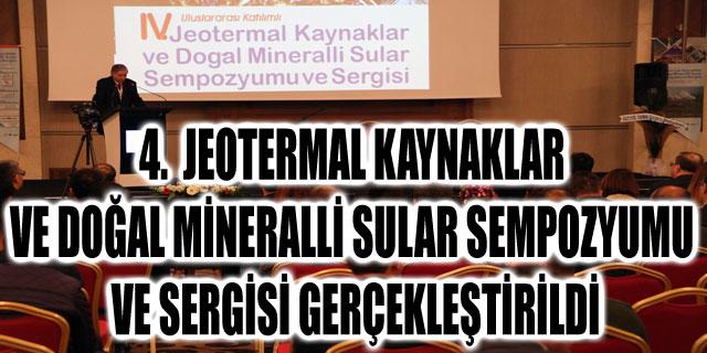 SERTESER, TERMALİN AFYON'A KAZANDIRDIKLARINI ANLATTI