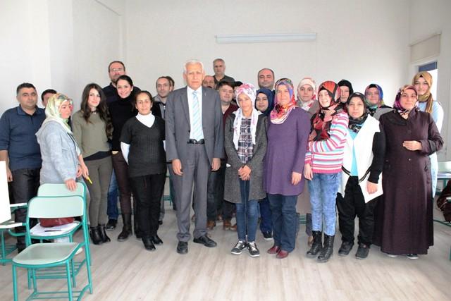 YILIN SON GİRİŞİMCİLİK KURSU KAHVECİLER ODASI'NCA VERİLDİ